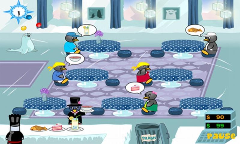 企鹅餐厅2截图3