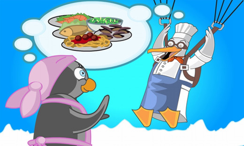 企鹅餐厅2截图4