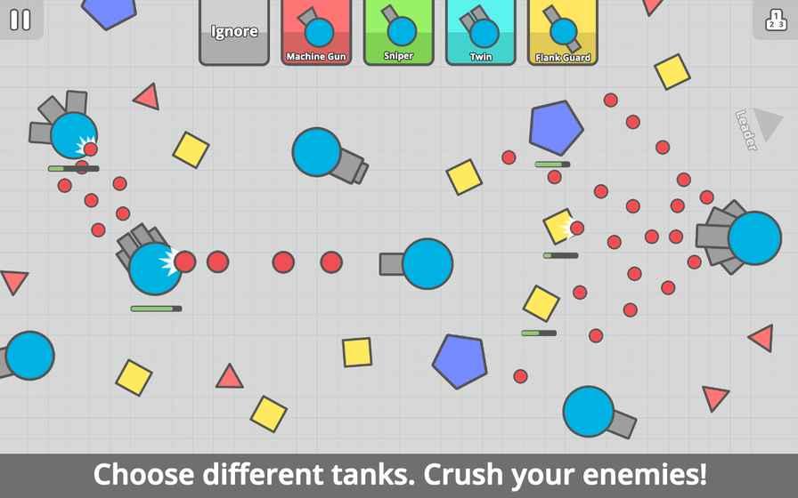 坦克大作战截图2