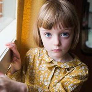 超级可爱漂亮的欧美小女孩微信头像
