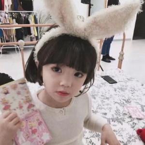 可爱萌哒哒小孩微信头像