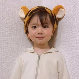 个性可爱小女孩微信头像