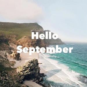 你好带英文九月唯美风景微信头像3