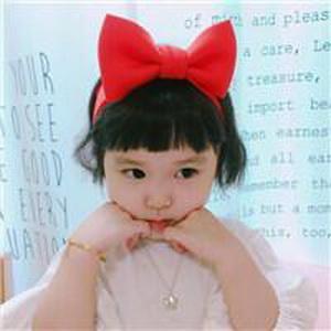 超萌的小女孩微信头像22