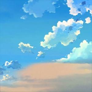 漂亮的云彩风景微信头像2