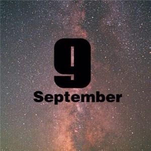 九月正能量带字风景微信头像2
