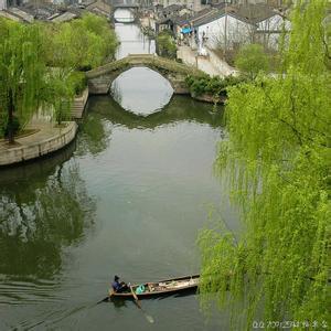 小桥流水人家风景头像1-微信头像