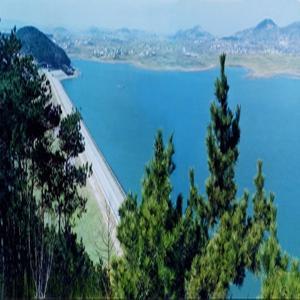青山绿水唯美风景头像