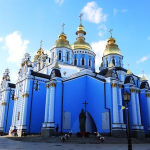 乌克兰城堡风景头像-微信头像
