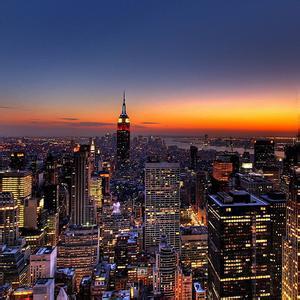 高清繁华都市大�_繁华都市夜景风景头像