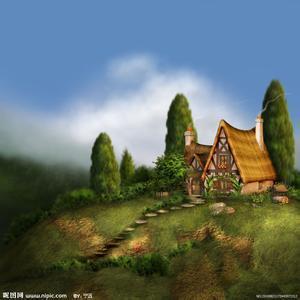 童话梦幻风景头像
