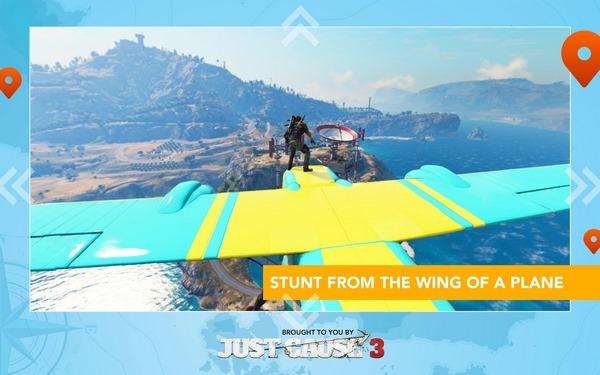 正当防卫3飞翼体验游戏下载