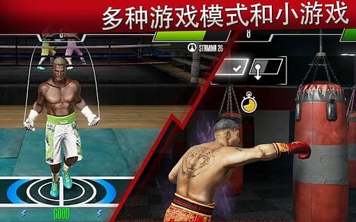 真实拳击2截图2