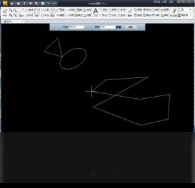 CAD迷你画图软件截图1