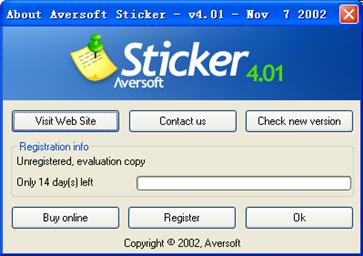 Aversoft Sticker截图2