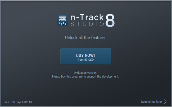n Track Studio截图1