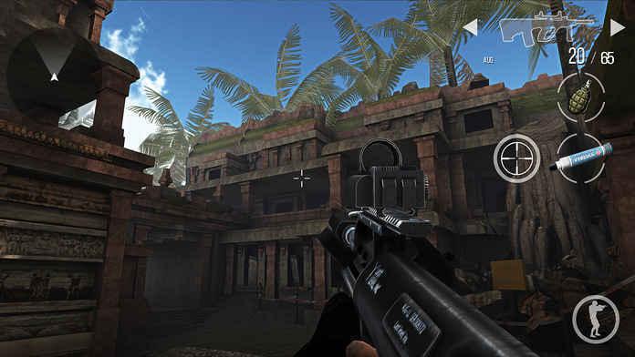 现代战争Online电脑版截图2