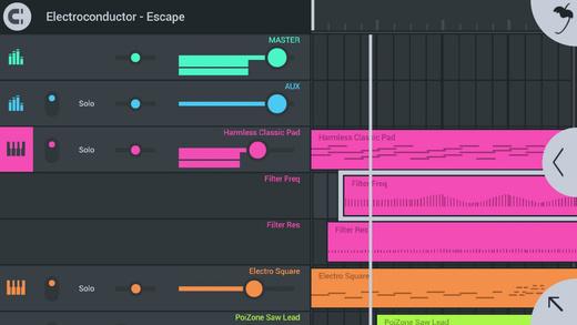 水果音乐制作软件截图3