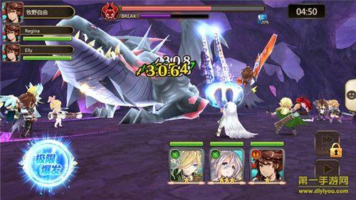 《神域召唤》测评:零距离感受纯正日系RPG魅力