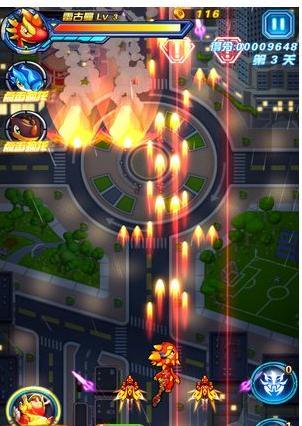 《斗龙战士3圣斗神龙》手游评测