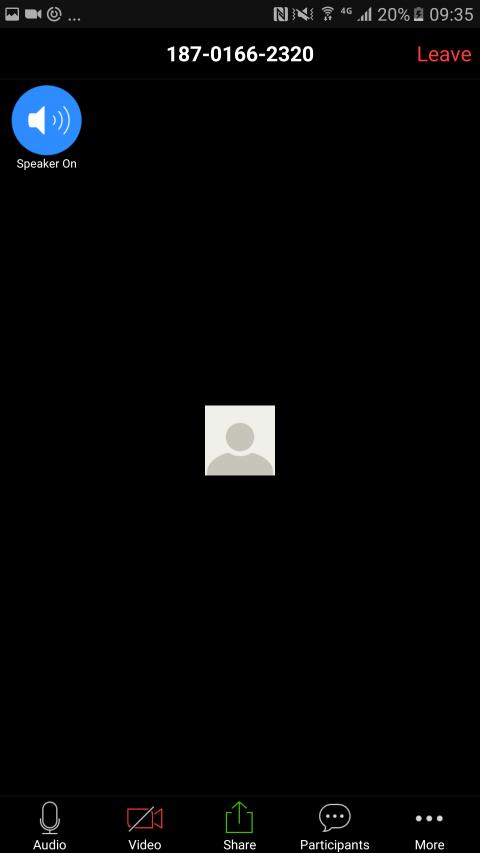 BizConf VC截图4