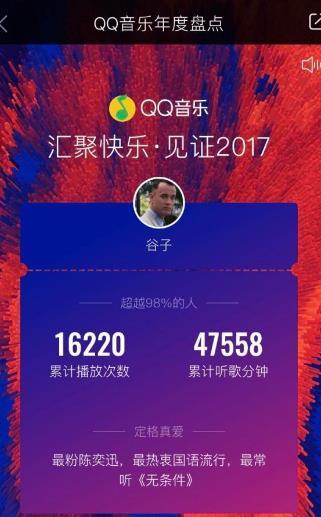 2017QQ音乐年度盘点怎么看?QQ音乐2017年度盘点入口[多图]图片5