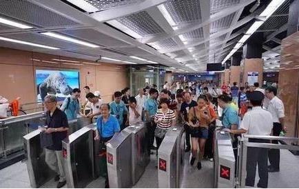 厦门地铁怎么进出站?多人乘车怎么进站?[多图]图片1