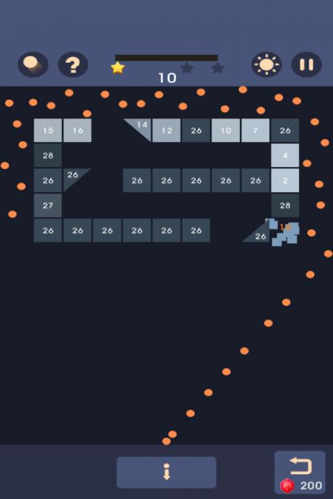 砖块消消消截图2
