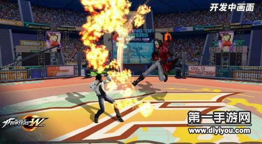 拳皇命运和拳皇世界哪个好玩 游戏画面对比