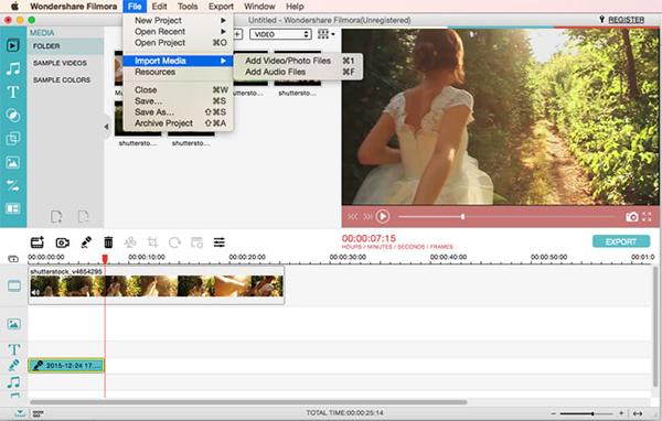 EDIUS Mac版截图2