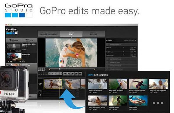 GoPro Studio for mac截图2