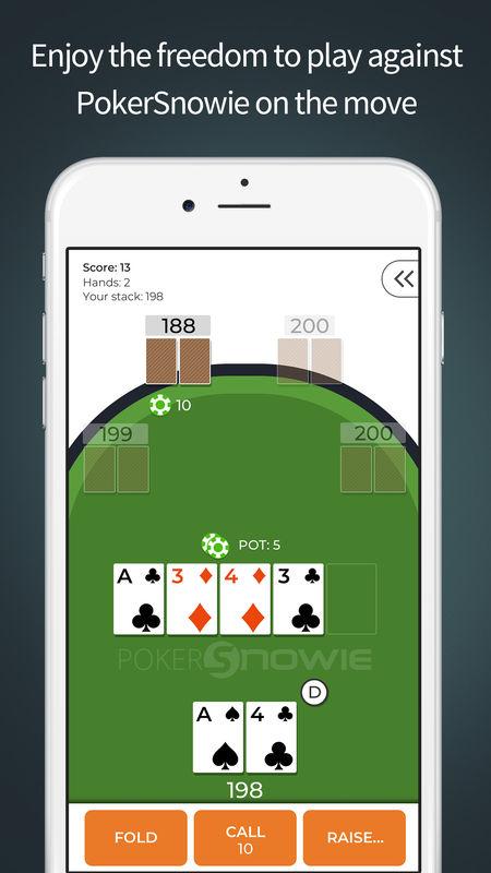 PokerSnowie截图2