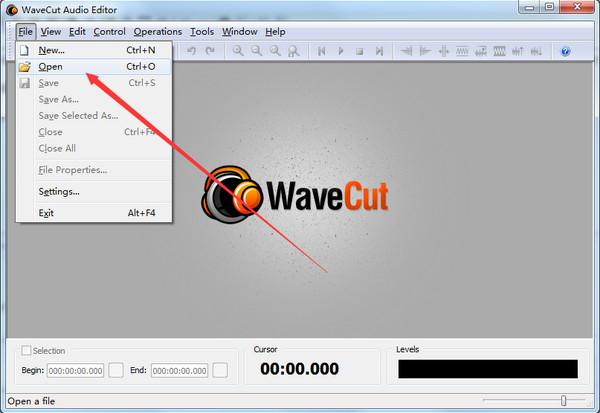wavecut audio截图2