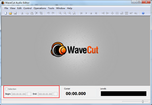 wavecut audio截图3