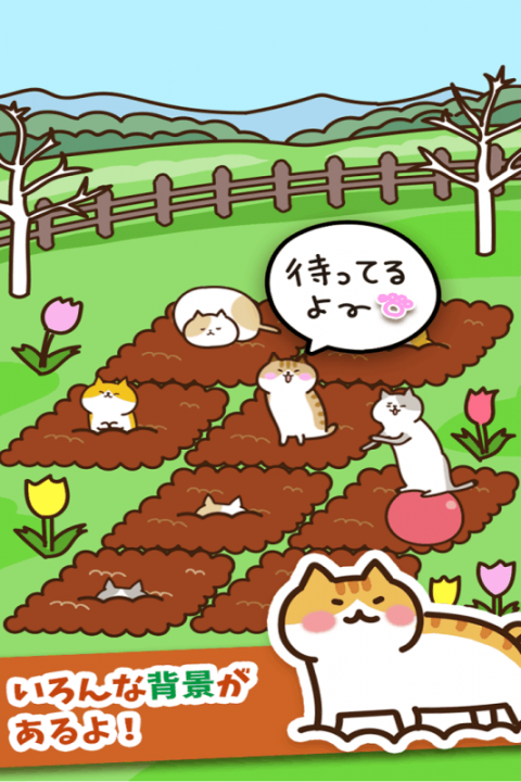 猫咪田园截图3