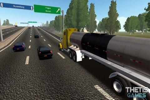 欧洲卡车模拟2电脑版截图4