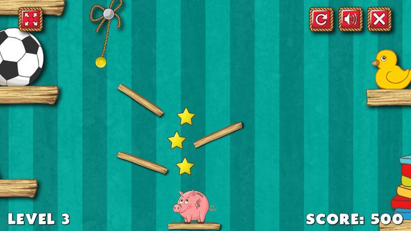 呆萌小猪罐 截图3