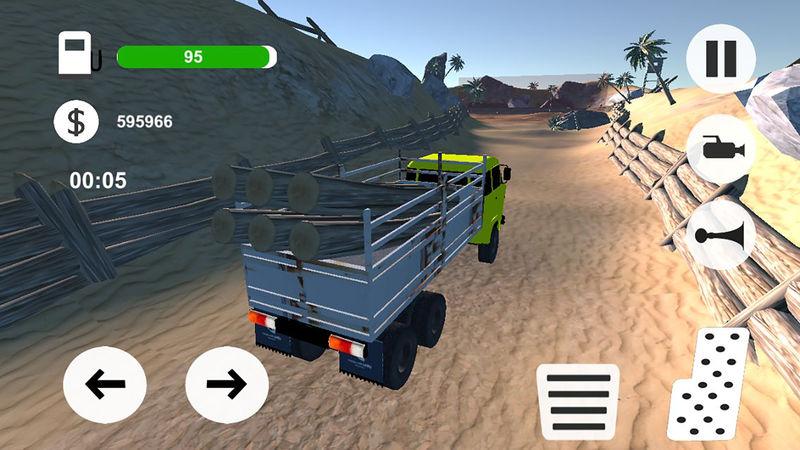 卡车模拟驾驶截图4