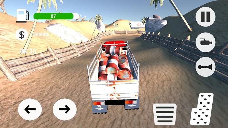 卡车模拟驾驶截图2