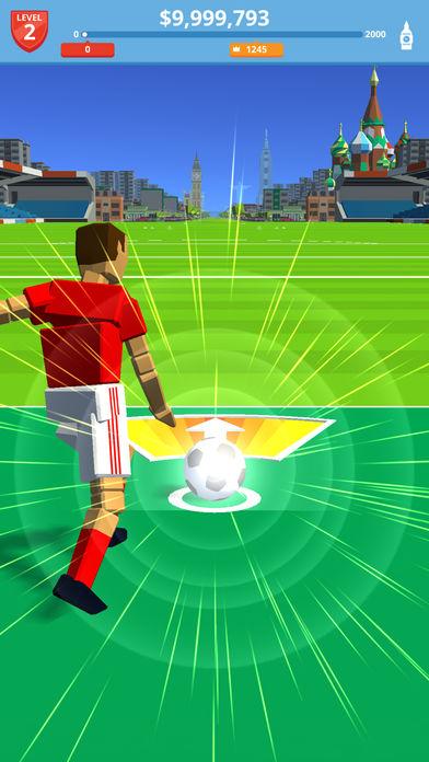 Soccer Kick截图1