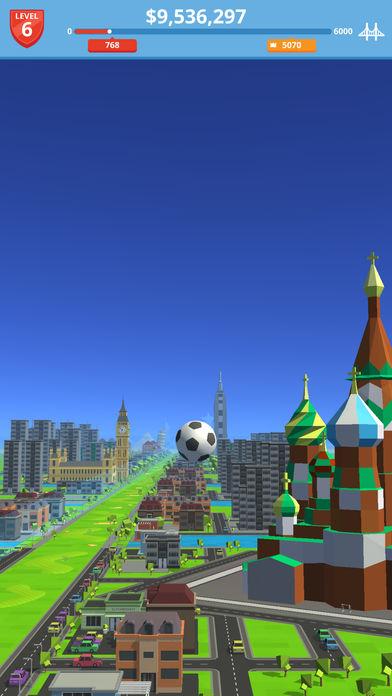 Soccer Kick截图2