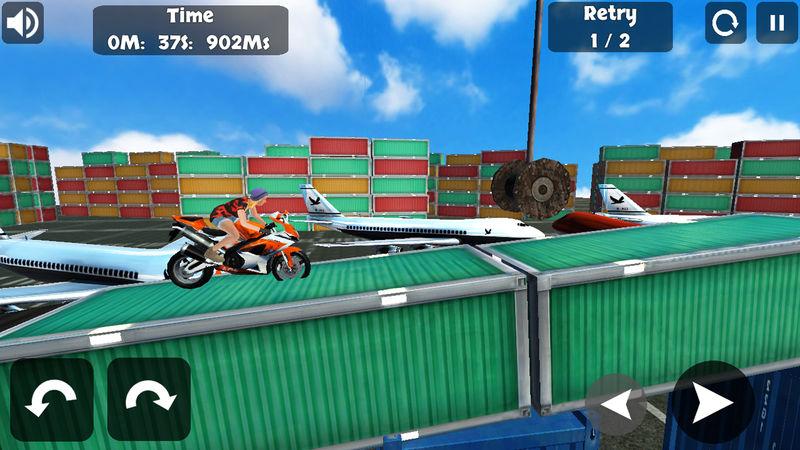 掌上摩托车截图2