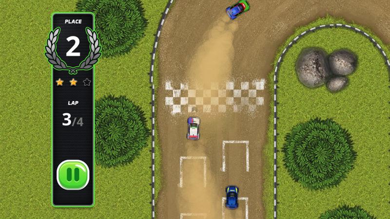 撞头赛车游戏截图3
