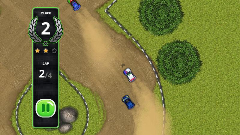 撞头赛车游戏截图4