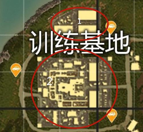 刺激战场雨林地图攻略 训练基地生存指南图片