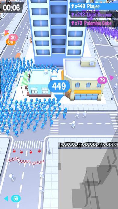 拥挤城市截图2