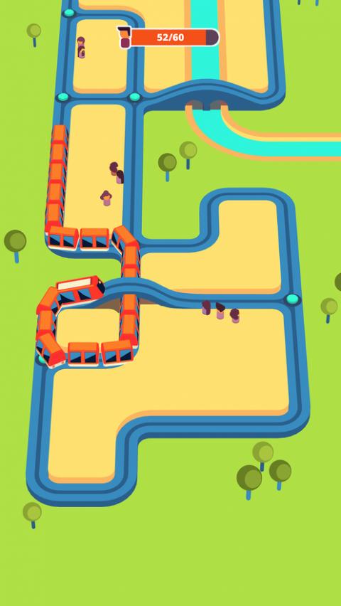 火车养成计划电脑版截图1