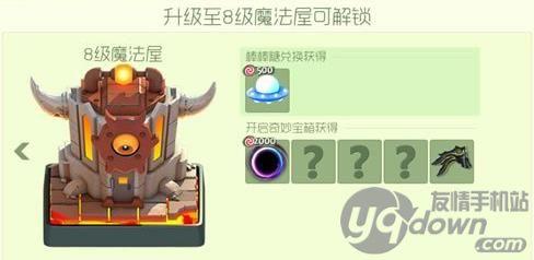球球大作战2-8级魔法屋解锁物品汇总  各自皮肤和圣衣合成材料等你来拿[多图]图片7
