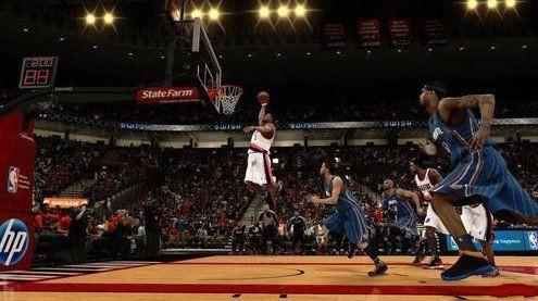 《NBA2K14》评测:如果你爱篮球那你是该玩玩这个游戏