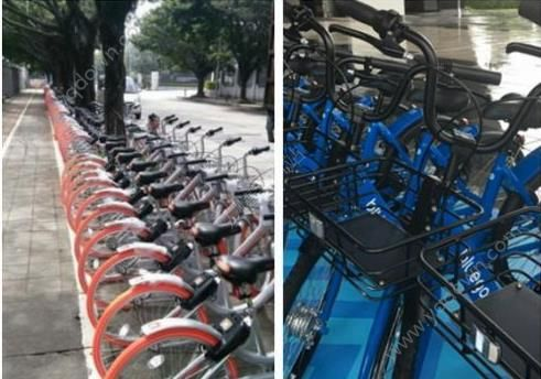 摩拜单车和小蓝单车哪个好?小蓝单车和摩拜单车对比介绍[图]图片1